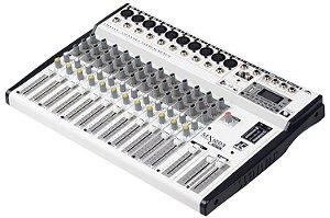 Mesa de som Staner 12 Canais Mx1203