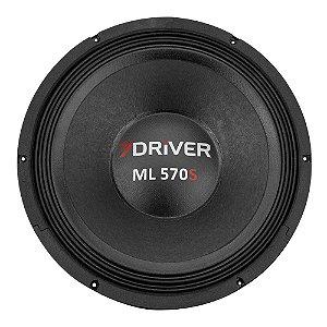 Alto falante 7Driver 12p Ml 570 Rms  4 Ohms