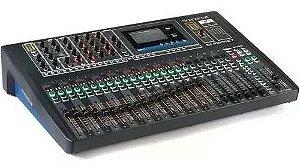 MESA DE SOM DIGITAL SOUNDCRAFT SI IMPACT 32
