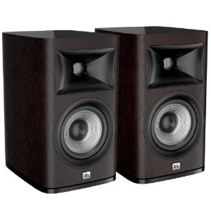 JBL Studio 620 Par de caixas Bookshelf Home Theater