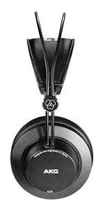 Fone De Ouvido Akg K275 Headphone Profissional Studio