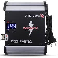 Fonte Automotiva Stetsom Infinite 90A Amperes Bivolt