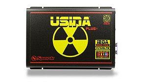 Fonte Automotiva Usina 120ah -14.4 V Bivolt battery meter