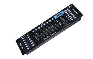 Mesa de som DMX Spectrum HP5001