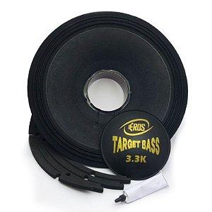 Reparo Alto Falante Eros 15P Target Bass 3.3 K 8ohms