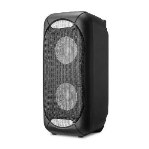 Caixa De Som Multilaser Torre Disco Light 800w Rms Sp342