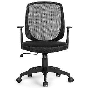 Cadeira De Escritório  Clean Giratória - GA181