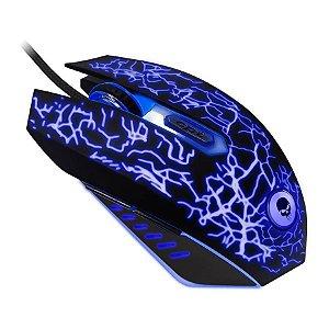 Mouse Bright 0447 gamer light pto