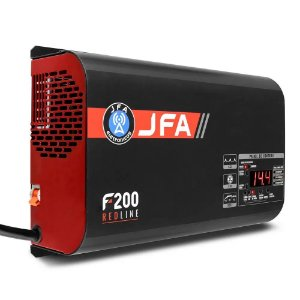 Fonte automotiva Jfa 200a 2250w RED LINE