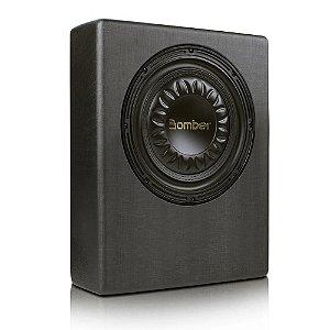 Caixa de Madeira Slim High Power 8P S10 300Watts RMS 4 Ohms