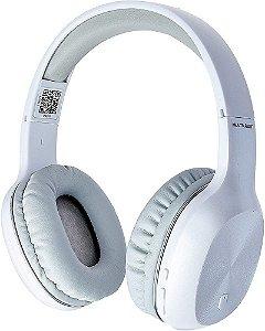 Fone De Ouvido Ph247 Pop Bluetooth P2 Branco - Multilaser