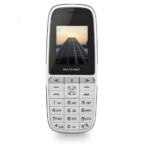 Celular Multilaser Up Play Dual Chip Mp3 Com Câmera Br-P9077