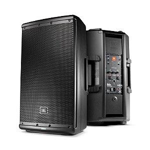 Caixa de som JBL Eon612 1000w ativa