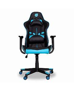 Cadeira Gamer Prime Dazz Preto/azul  Profissional 62000010