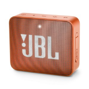 Caixa De Som JBL BT Go2 Orange
