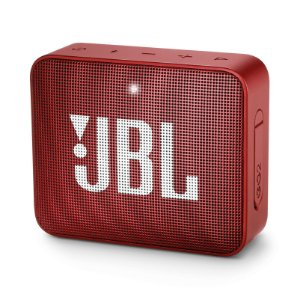 Caixa De Som Jbl BT Go2 Vermelho