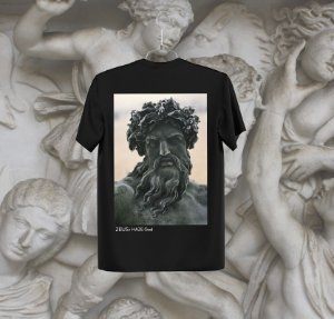 Camiseta Haze Wear ZEUS