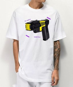 Camiseta Haze Wear HAZE Gun
