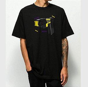 Camiseta Haze Wear HAZE Gun Preta
