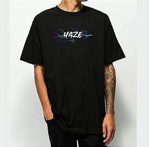 Camiseta HAZE wear STORM Preta