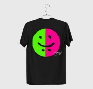 Camiseta HAZE wear Happy & Sad