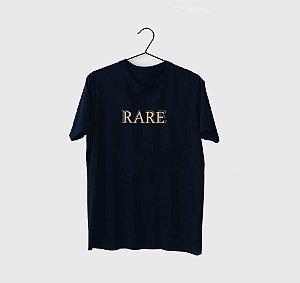 Camiseta HAZE wear x RARE Azul Marinho