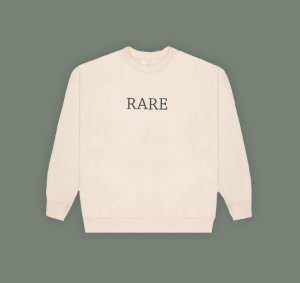 Moletom HAZE wear x RARE