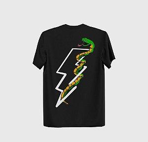 Camiseta Haze Wear SNAKES Preta