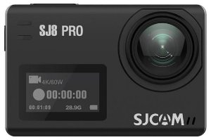 "Camera Sjcam SJ8 Pro Actioncam 2.33"" Touch Screen 4K"