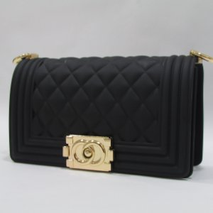 Bolsa inspiração Chanel