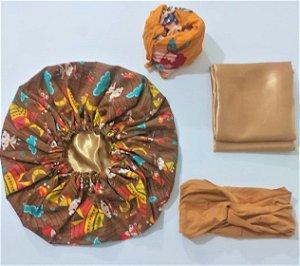 Kit Especial de Natal Dourado