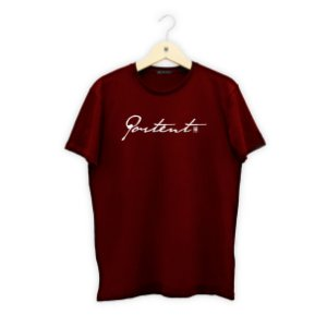 T-SHIRT Modelo CALIGRAPHY