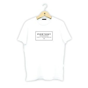T-SHIRT Modelo FRANCE DESIGN - WHITE