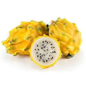 Pitaya Amarela (Dragon Fruit): 15 Sementes