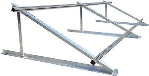 Kit de Montagem Redimax para Solo/Laje – 5 Painéis Fotovoltaicos