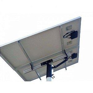 SOLAR BASE 360 : Suporte com Poste para Paineis Fotovoltaicos Redimax – 3 Painéis de até 150W