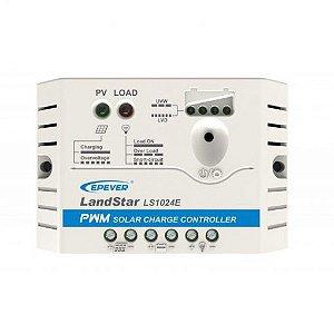 Controlador de Carga PWM Epsolar Landstar LS1024E 12-24V -10A