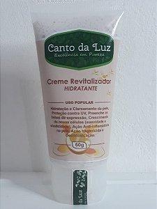 Creme Revitalizador Hidratante, Tubo 60g