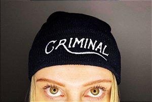 Touca Criminal