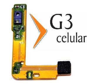 Cabo Flex sensor Moto G2 XT1068 XT1069