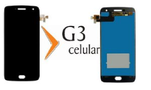 Display Motorola Moto G5 Plus XT1683 Preto