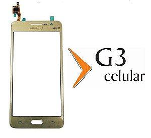 Touch screen Samsung Gran Prime Duos G531 G530 Tv Dourado