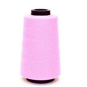 Linha De Costura Fio 120 Rosa