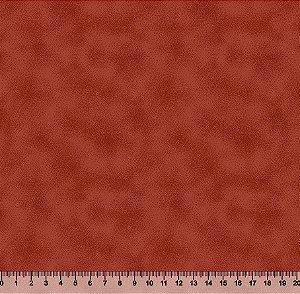 Tecido Tricoline Textura Poeira Vermelho 5027-44