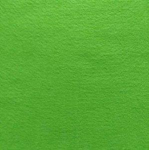 Feltro Liso Verde Cítrico V447-002
