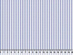 Tecido Adesivado Listrado Lilás e Branco V499-2MBL-12 -- 0,50 m x 1,00 m