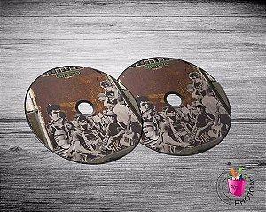 CD MÍDIA - PERSONALIZADO