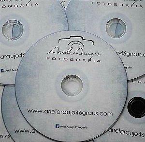 DVD MÍDIA 4.7GB - PERSONALIZADO