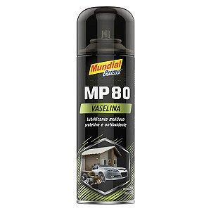 Vaselina Spray MP80 Mundial Prime 250ml 150g