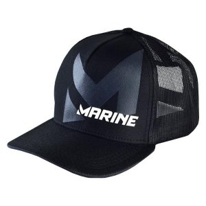 Boné Americano Marine - Preto